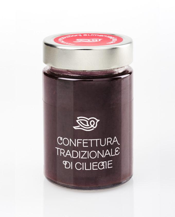 Confettura tradizionale di Ciliegie