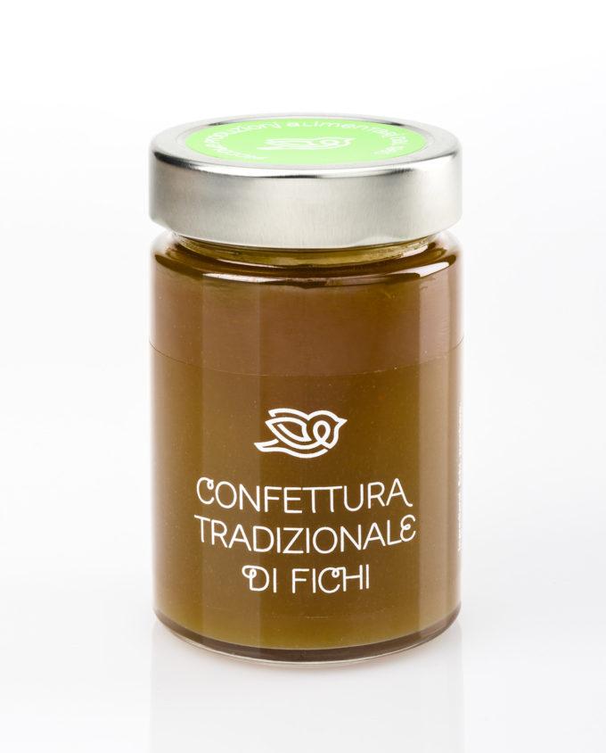 Confettura tradizionale di Fichi