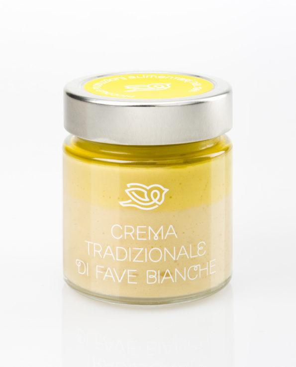 Crema tradizionale di Fave Bianche