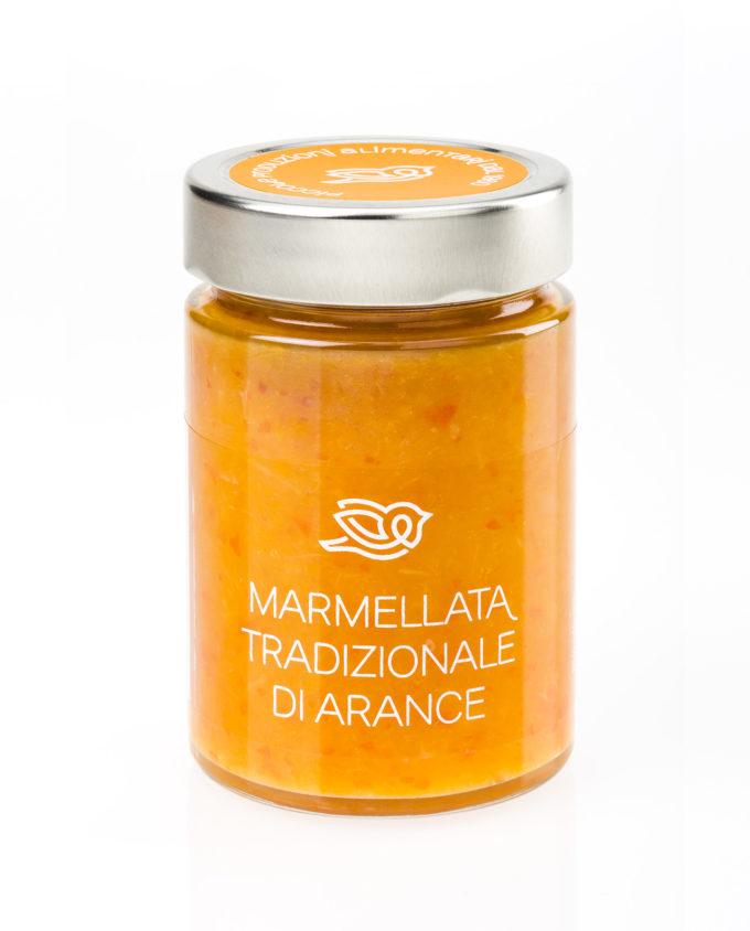 Marmellata tradizionale di Arance