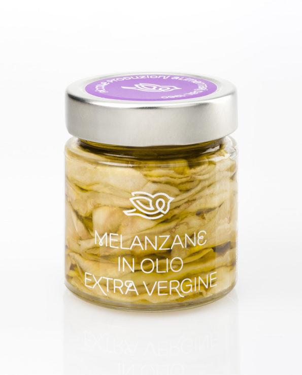 Melanzane in olio extra vergine